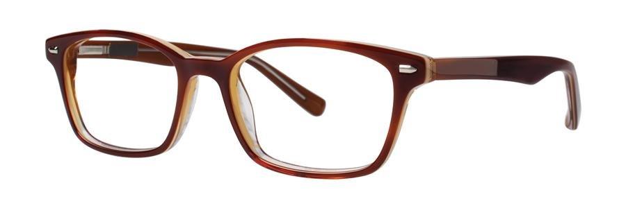 Original Penguin Eye THE CLYDE Solid Tortoise Eyeglasses Size50-18-140.00