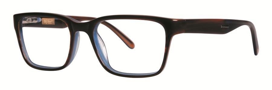 Original Penguin Eye THE DAVENPORT Brown Eyeglasses Size52-17-135.00