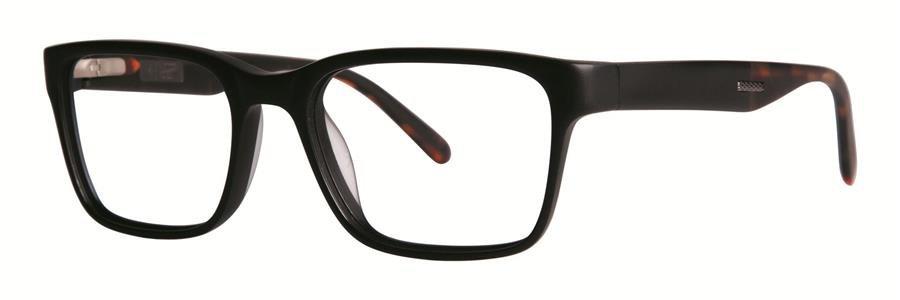 Original Penguin Eye THE DAVENPORT Matte Black Eyeglasses Size52-17-135.00