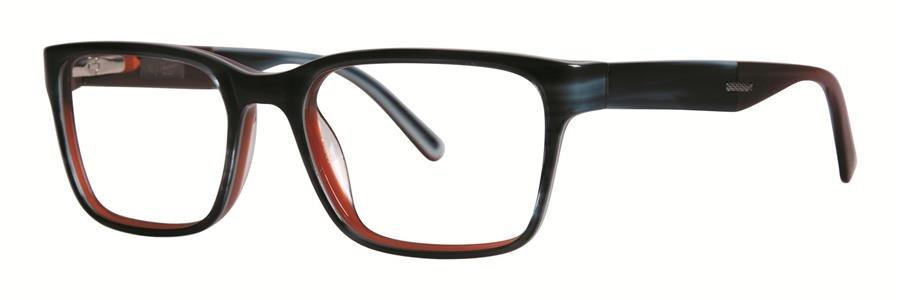 Original Penguin Eye THE DAVENPORT Navy Eyeglasses Size52-17-135.00