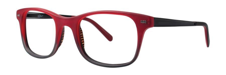 Original Penguin Eye THE DEMPSEY Biking Red Eyeglasses Size49-20-135.00