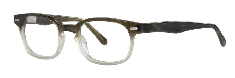 Original Penguin Eye THE DOYLE Olive Gradient Eyeglasses Size49-21-145.00
