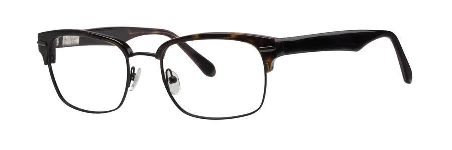 Original Penguin Eye THE EDDIE Black Eyeglasses Size50-18-145.00