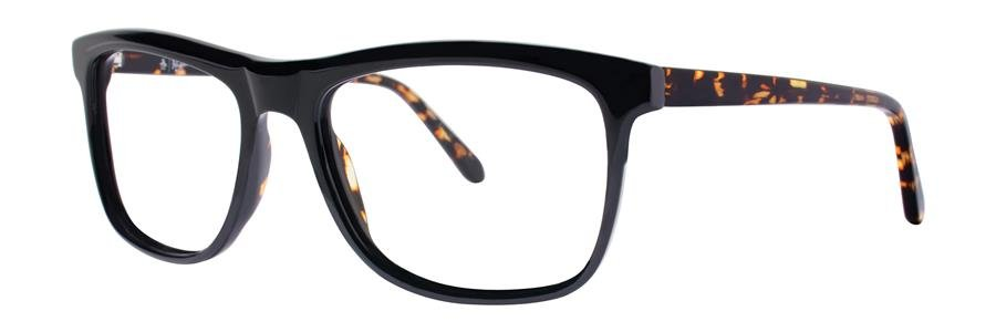 Original Penguin Eye THE FLAT TOP True Black Eyeglasses Size55-17-145.00