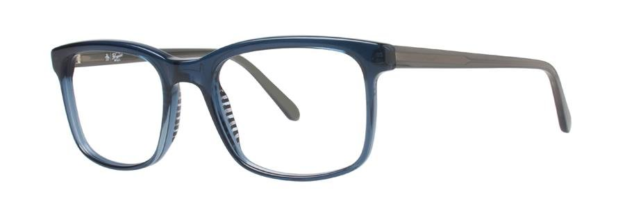 Original Penguin Eye THE HAYES Vintage Indigo Eyeglasses Size52-19-140.00