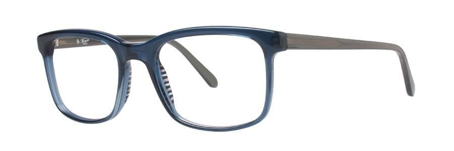 Original Penguin Eye THE HAYES Vintage Indigo Eyeglasses Size50-19-135.00