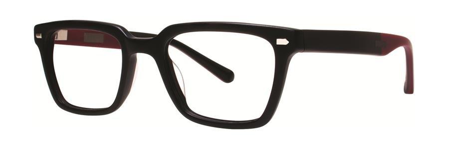 Original Penguin Eye THE HOPPER Black Matte Eyeglasses Size49-21-140.00
