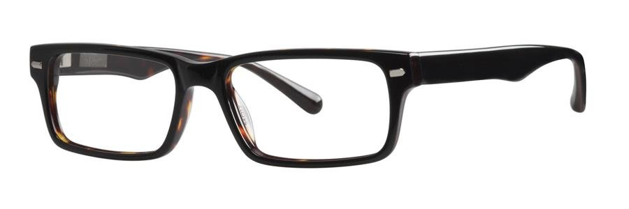 Original Penguin Eye THE HUCK Black Tortoise Eyeglasses Size54-17-145.00