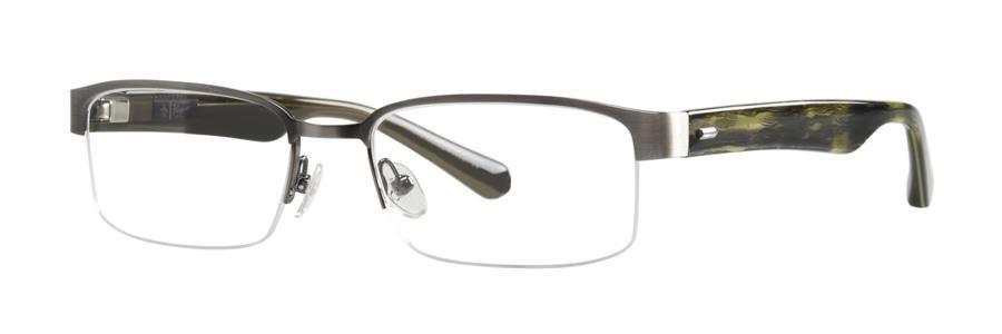 Original Penguin Eye THE JOHNNY Gunmetal Eyeglasses Size53-18-145.00