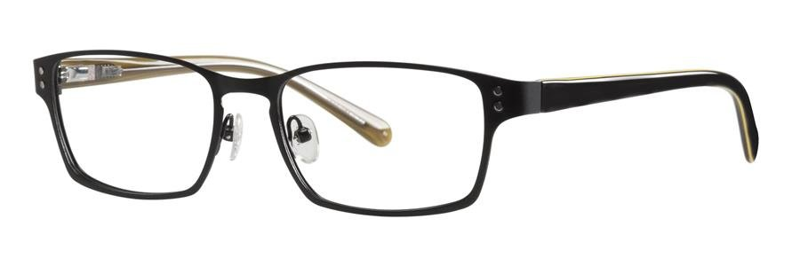 Original Penguin Eye THE LEONARD Black Eyeglasses Size55-17-145.00