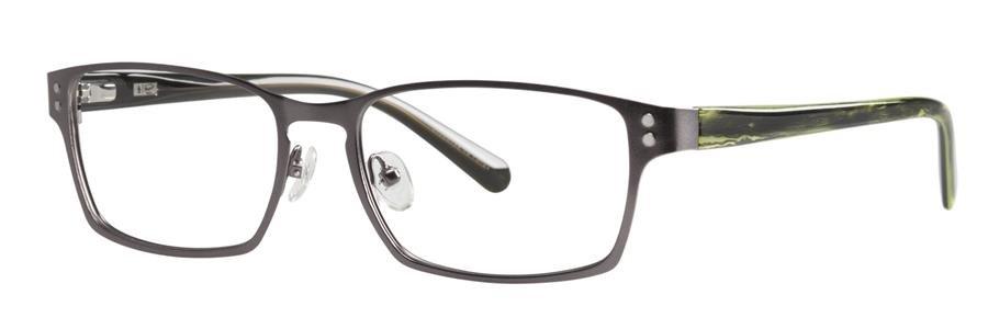 Original Penguin Eye THE LEONARD Gunmetal Eyeglasses Size55-17-145.00