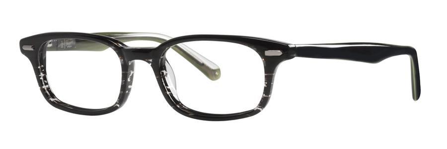 Original Penguin Eye THE LES Black Eyeglasses Size47-18-145.00