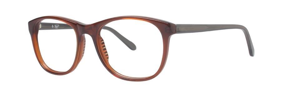 Original Penguin Eye THE LOGAN Tawny Port Eyeglasses Size52-18-140.00