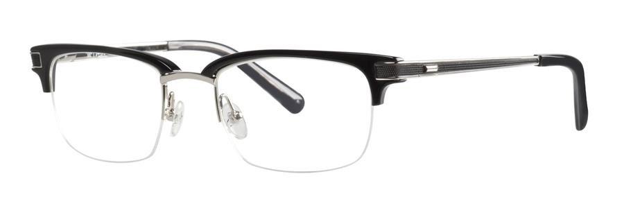 Original Penguin Eye THE LUTHER Black Eyeglasses Size50-20-135.00