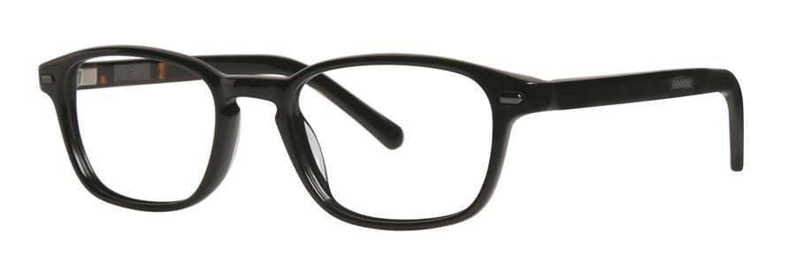 Original Penguin Eye THE MULLIGAN Black Eyeglasses Size50-19-145.00