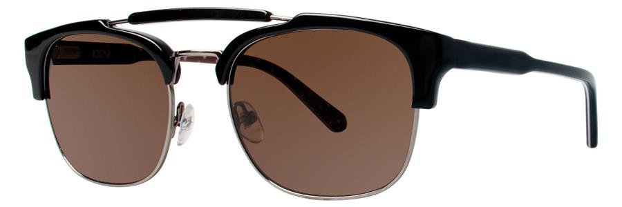 Original Penguin Eye THE PINNER Black Sunglasses Size52-19-140.00