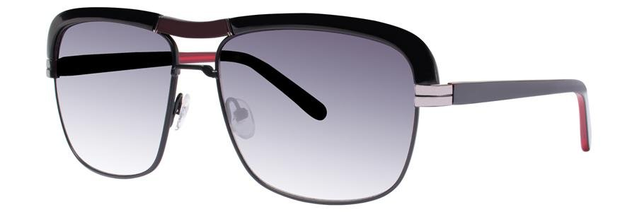 Original Penguin Eye THE STRAND Black Sunglasses Size59-15-140.00
