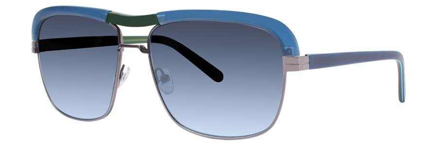 Original Penguin Eye THE STRAND Silver Sunglasses Size59-15-140.00