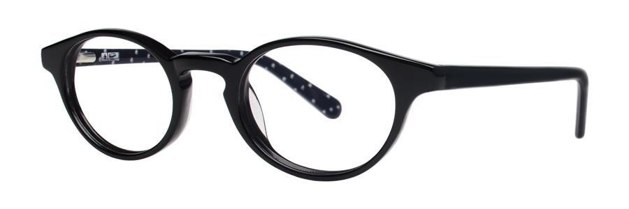 Original Penguin Eye THE STRATFORD Black Eyeglasses Size45-21-140.00