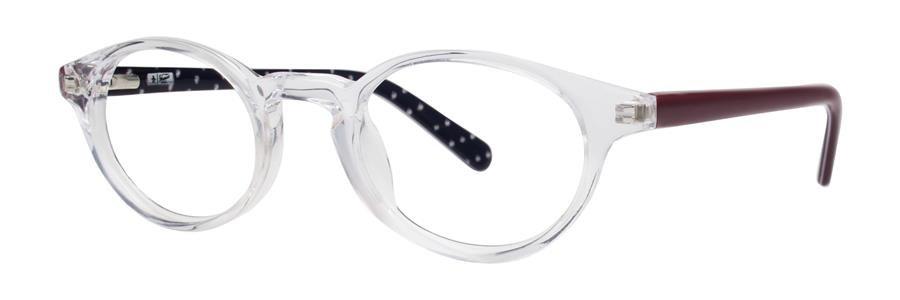 Original Penguin Eye THE STRATFORD Crystal Eyeglasses Size45-21-140.00