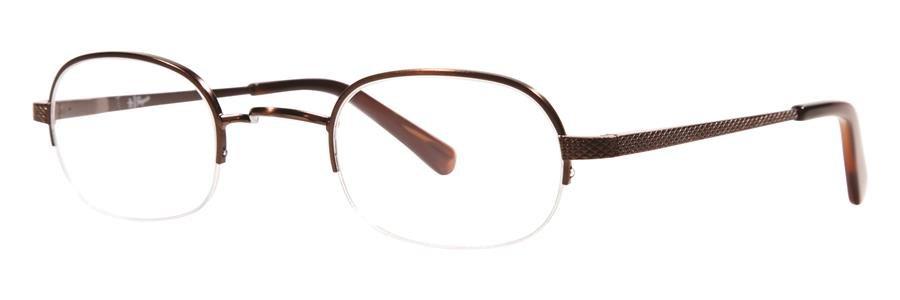 Original Penguin Eye THE TAFT Brown Eyeglasses Size43-25-140.00