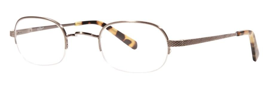 Original Penguin Eye THE TAFT Silver Eyeglasses Size43-25-140.00