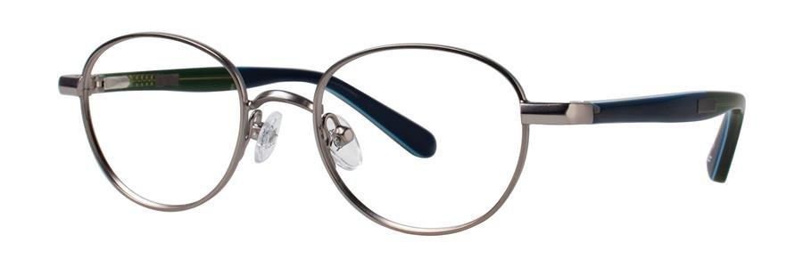 Original Penguin Eye THE TEDDY JR Gunmetal Eyeglasses Size43-17-130.00