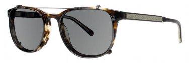 Original Penguin Eye THE TETER CLIP Gunmetal Sunglasses Size51-0-51.00