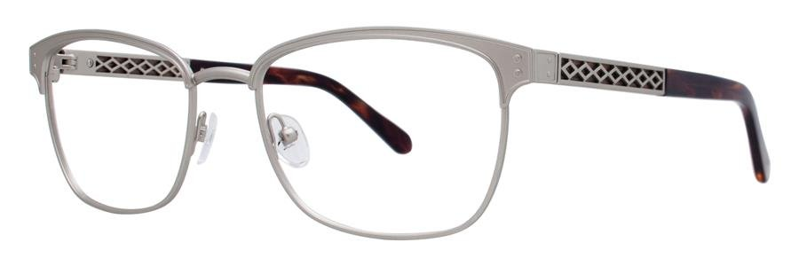 Original Penguin Eye THE WAYNE Silver Eyeglasses Size53-18-135.00