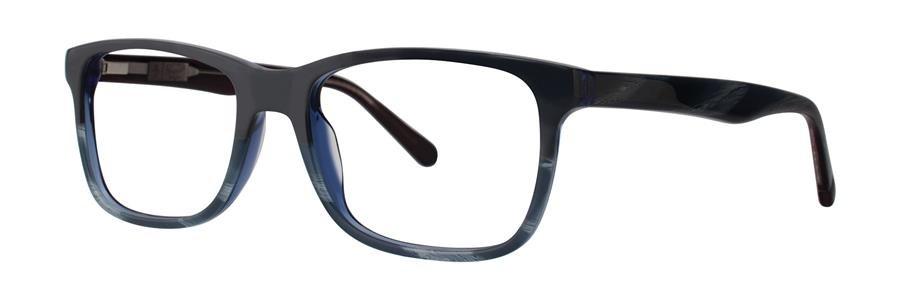Original Penguin Eye THE WEBLO Grey Horn Eyeglasses Size54-18-145.00