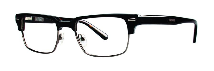 Original Penguin Eye THE WINSTON Black Eyeglasses Size49-18-140.00