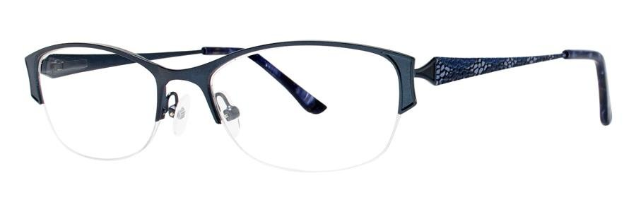 Dana Buchman TILLY Teal Eyeglasses Size54-17-135.00