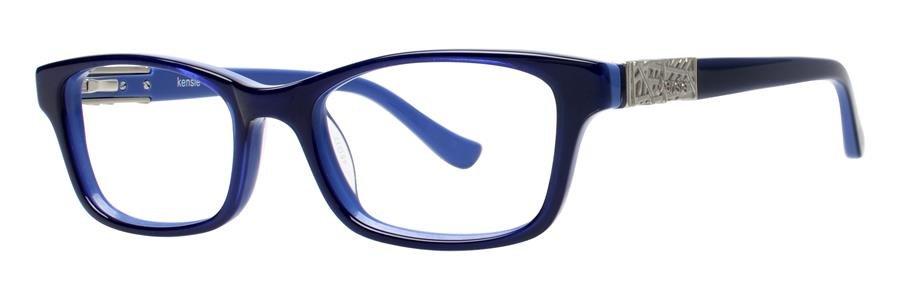 kensie TIMELESS Blue Eyeglasses Size52-17-140.00