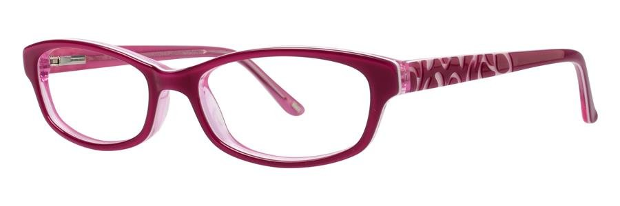 Timex TOUR Pink Eyeglasses Size48-16-130.00