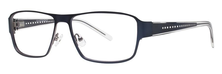 Jhane Barnes TRANSVERSAL Navy Eyeglasses Size55-15-135.00