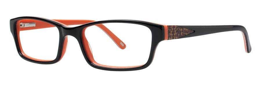 Timex TRAVELER Black Eyeglasses Size51-17-135.00