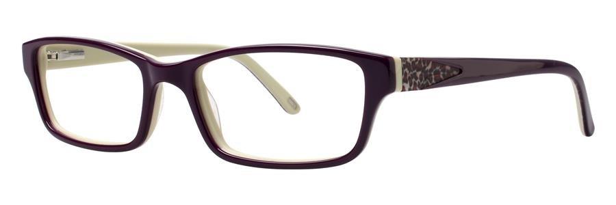 Timex TRAVELER Eggplant Eyeglasses Size49-17-130.00