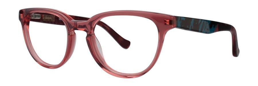 kensie TRENDY Crystal Pink Eyeglasses Size49-20-135.00