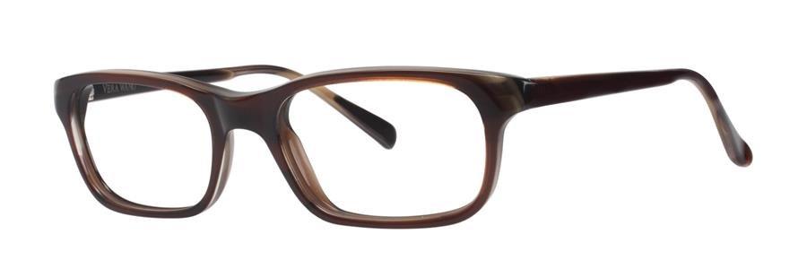 Vera Wang TRISTINE Ruby Eyeglasses Size52--135.00