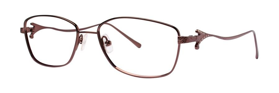 Vera Wang TULLIA Pecan Eyeglasses Size52-16-135.00