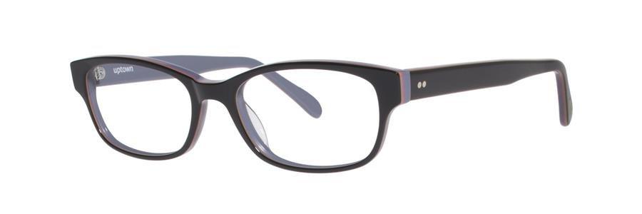 kensie UPTOWN Black Eyeglasses Size52-17-135.00