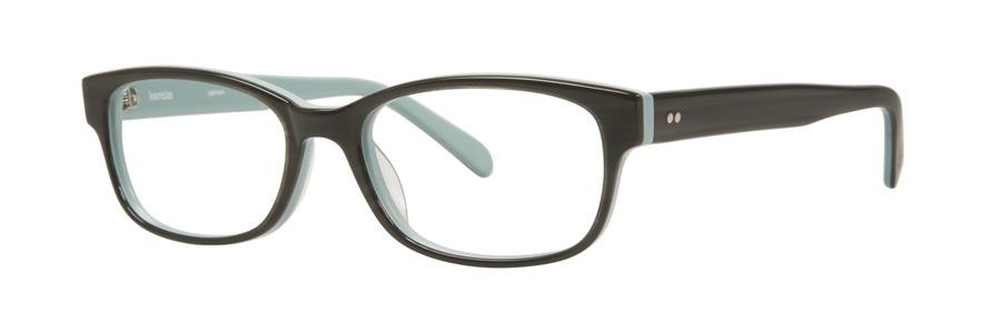 kensie UPTOWN Green Horn Eyeglasses Size52-17-135.00