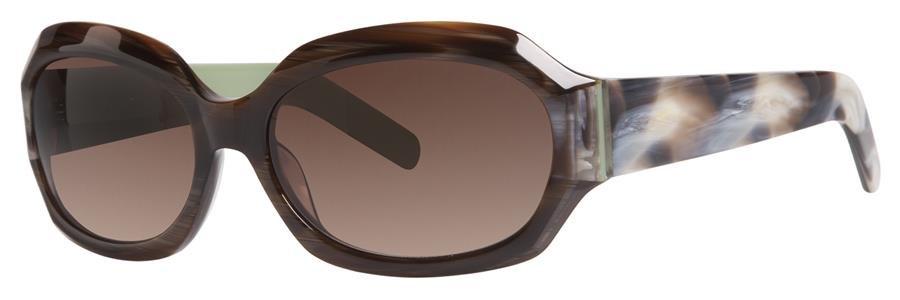 Vera Wang V200 Horn Sunglasses Size56-16-140.00