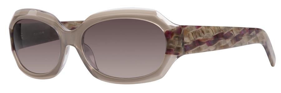 Vera Wang V200 Taupe Sunglasses Size56-16-140.00