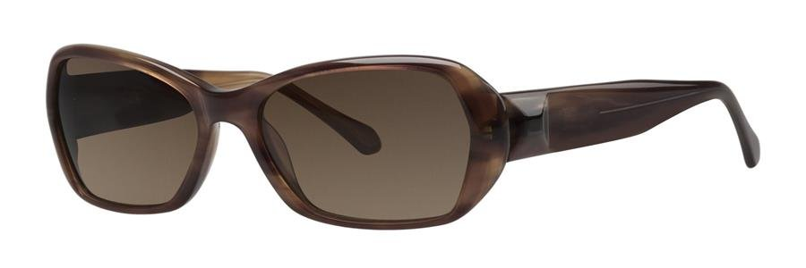Vera Wang V270 Walnut Horn Sunglasses Size54-17-135.00
