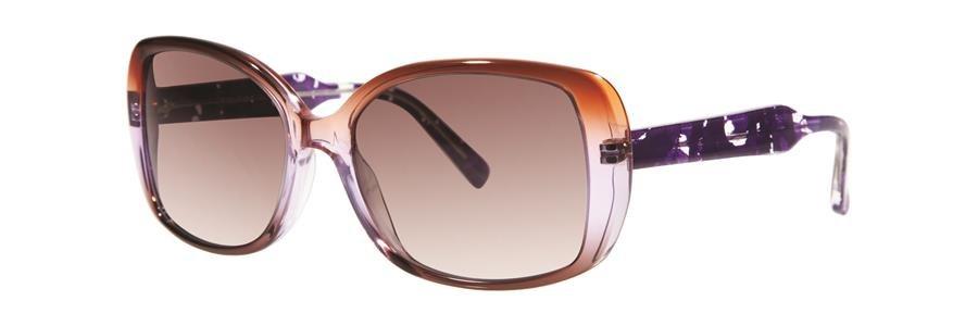 Vera Wang V287 Wine Gradient Sunglasses Size56-17-135.00