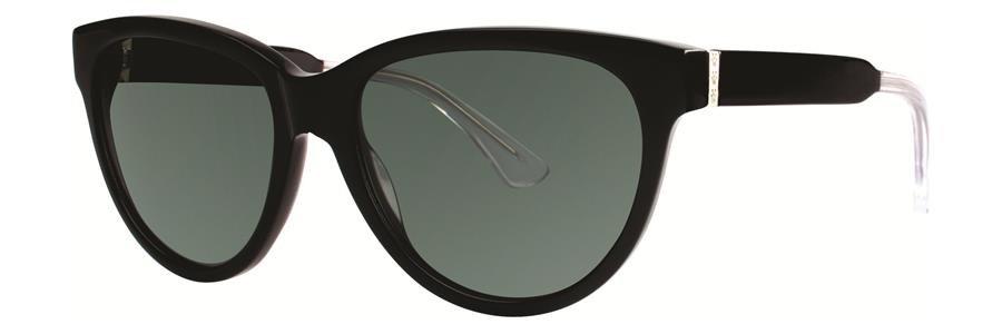 Vera Wang V288 Black Sunglasses Size55-17-140.00