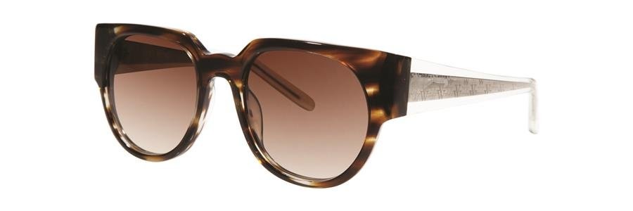 Vera Wang V293 Spring Tortoise Sunglasses Size52-19-130.00