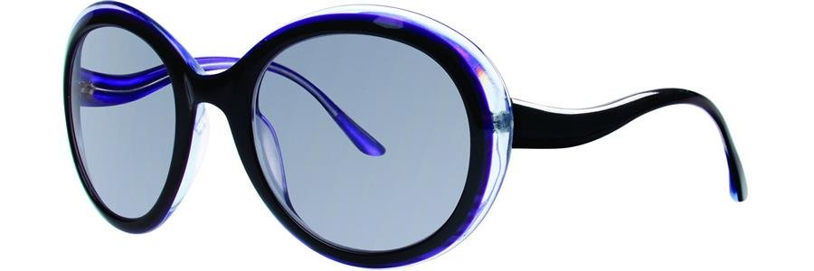 Vera Wang V295 Black Sunglasses Size54-24-135.00