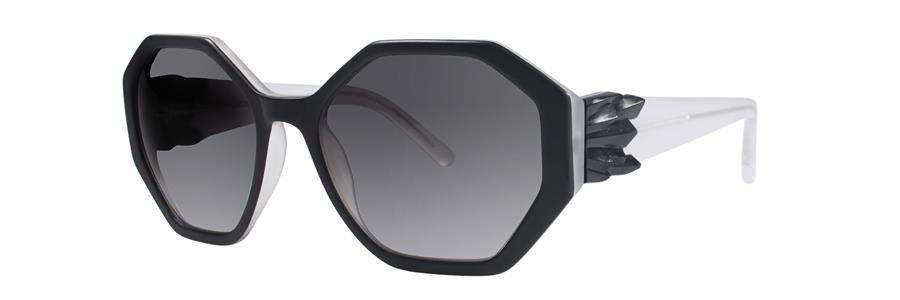 Vera Wang V298 Matte Black Sunglasses Size54-17-135.00